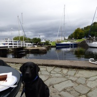 A stroll along the Crinan Canal, Britain's most beautiful short cut.