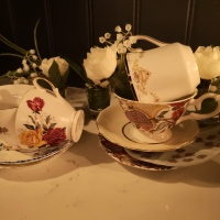 Afternoon Tea at King Street Town House ~ Manchester.