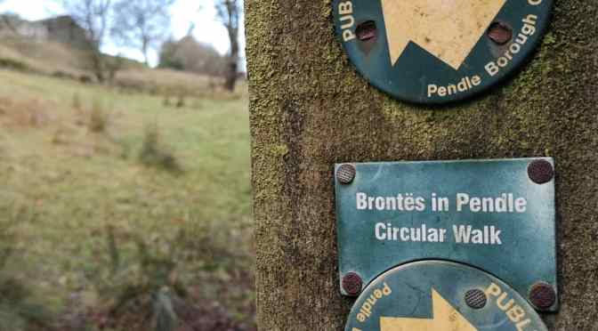 A Trawden & Wycoller Walk inspired by the Brontes.