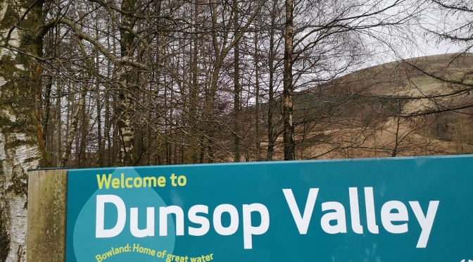 In The Dunsop Valley. 🦆