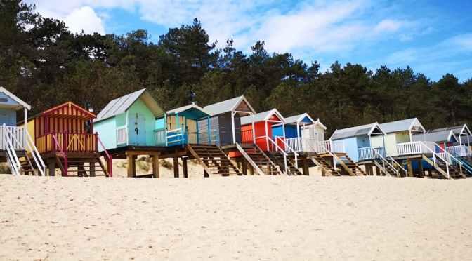 North Norfolk Coast. 🐚