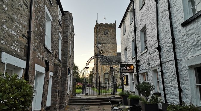 Kirkby Lonsdale.