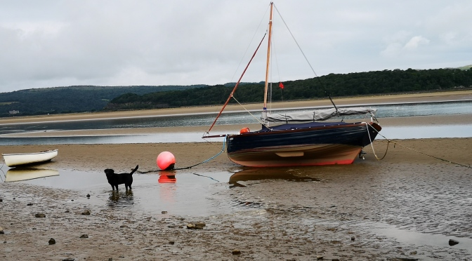 A week on the Coast ~ A picture story post. Cumbria & Lancs. ⛵